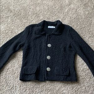 Willow black jacket